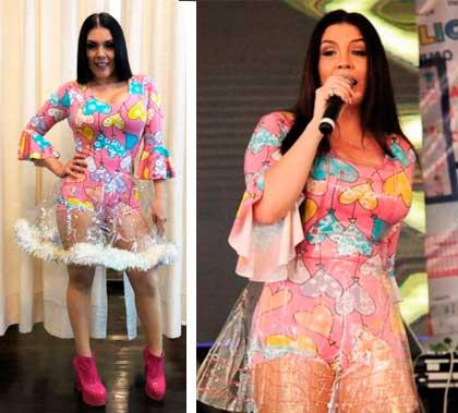 Simony balão magico roupas
