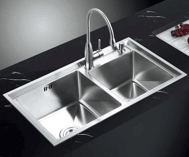 Chậu rửa bát nên dùng inox hay chậu đá
