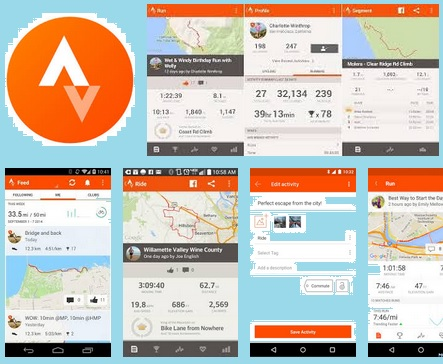 Strava Running and Cycling GPS v28.0.0 Apk Apps