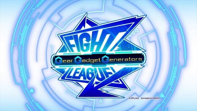 Fight League: Gear Gadget Generators Sub Indo