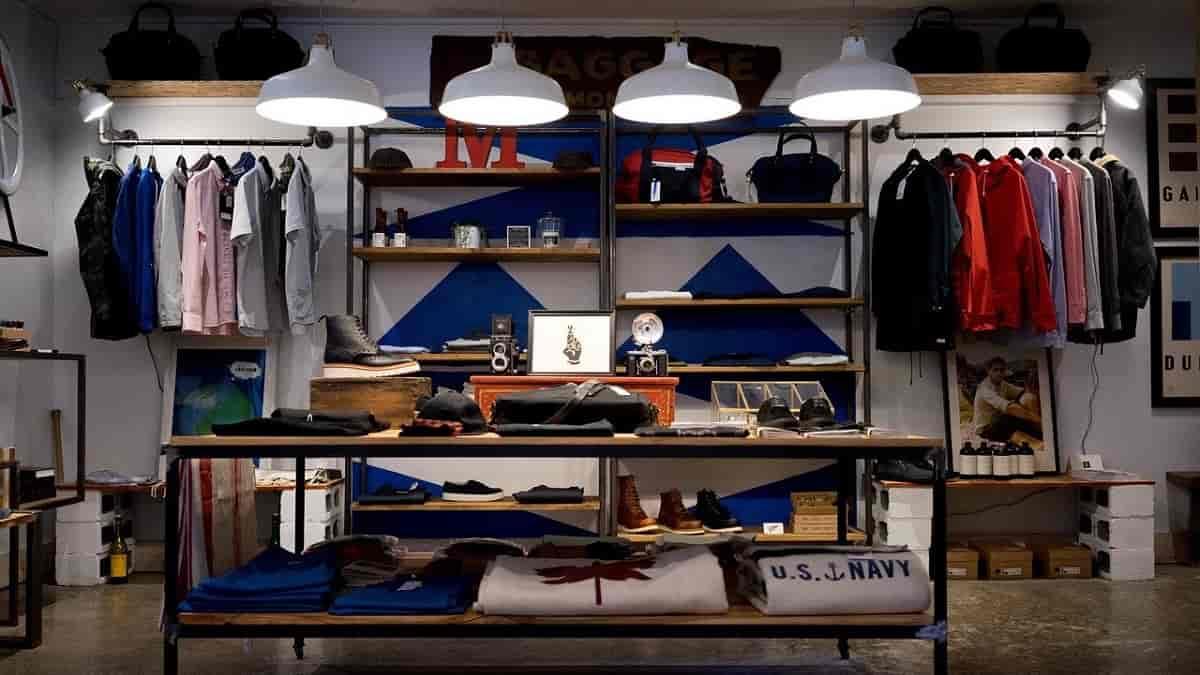dicas para manter a organização da loja de roupas