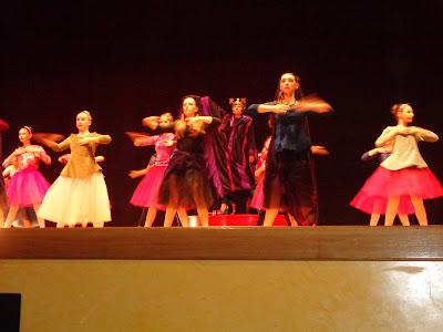 antonella settura danza