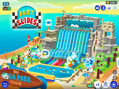 لعبة Theme Park Tycoon 2
