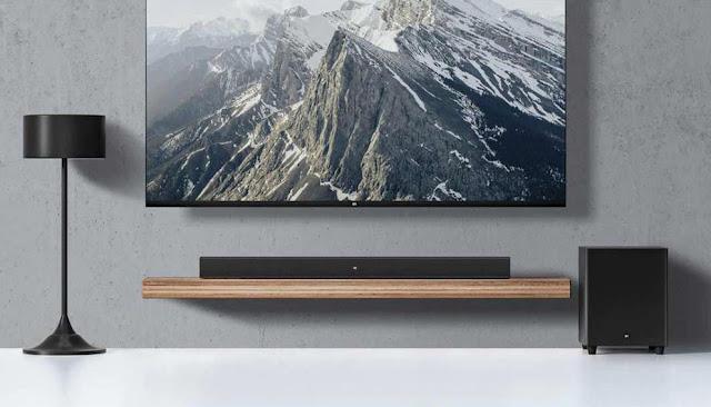 Xiaomi Mi TV Speaker Home Theater Edition disponível por 232€