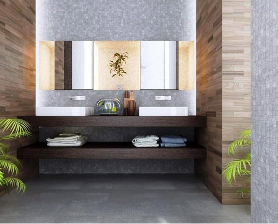 keramik lantai kamar mandi sederhana