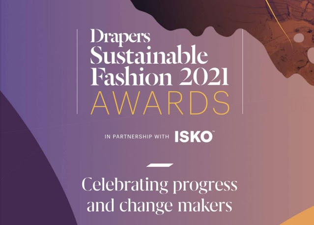 Drapers sustainable fashion award