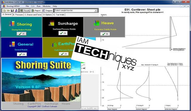 CivilTech Shoring Suite.v8.8P