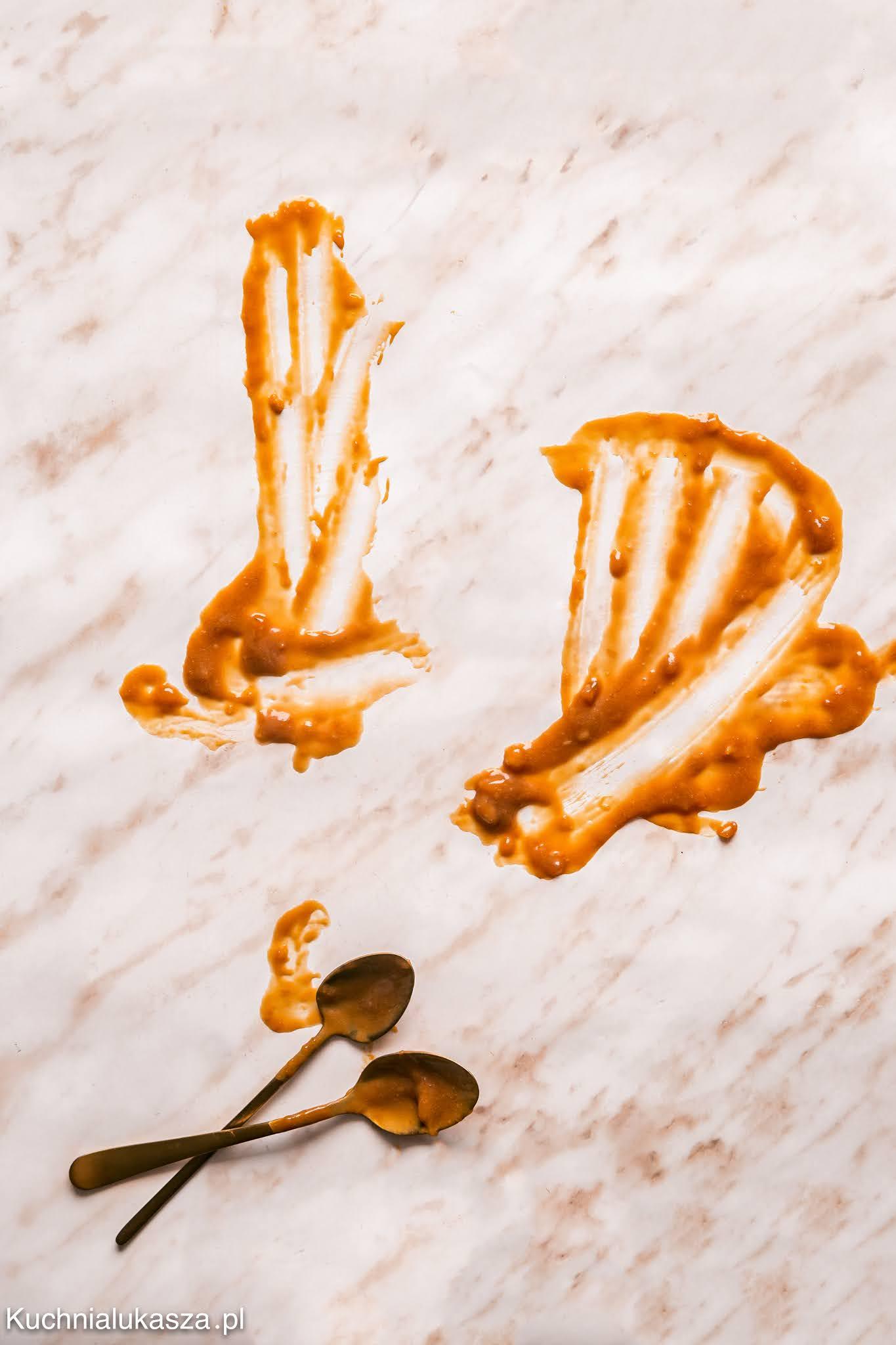 Przepis na karmel bananowy. Kuchnia Łukasza