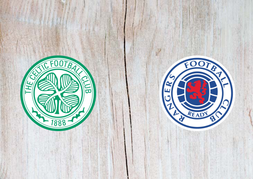 Celtic vs Rangers -Highlights 21 March 2021