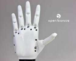 Miniature linear actuators for prosthetics