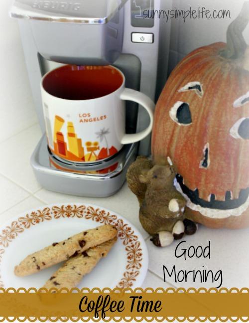 fall pumpkin, vintage kitchen
