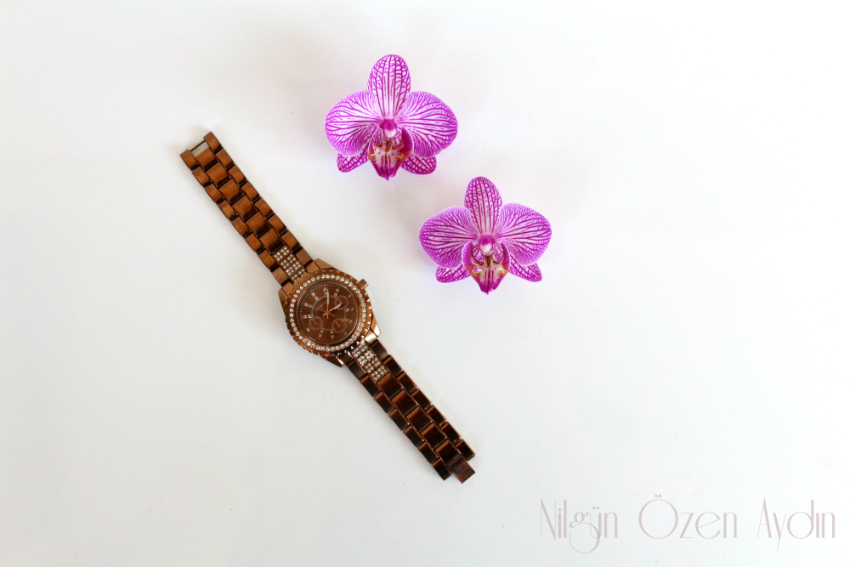 www.nilgunozenaydin.com-saat-paco loren-bronz saat-kadın blog