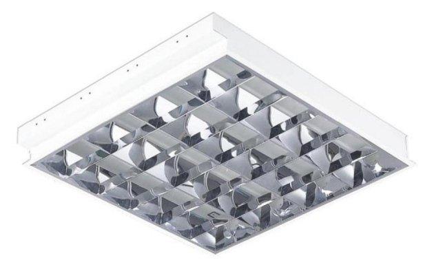 Illuminazione led plafoniere da incasso per tubi led t8 for Plafoniere a led