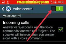 Cara Mengendalikan Android Dengan Suara