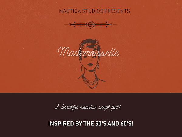 Download Mademoiselle Script Font Free