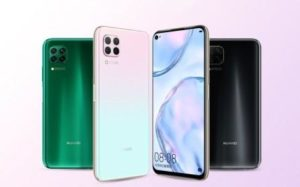 Huawei p40 lite specifications