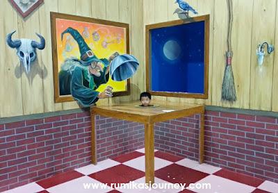 museum lukisan lucu museum 3D