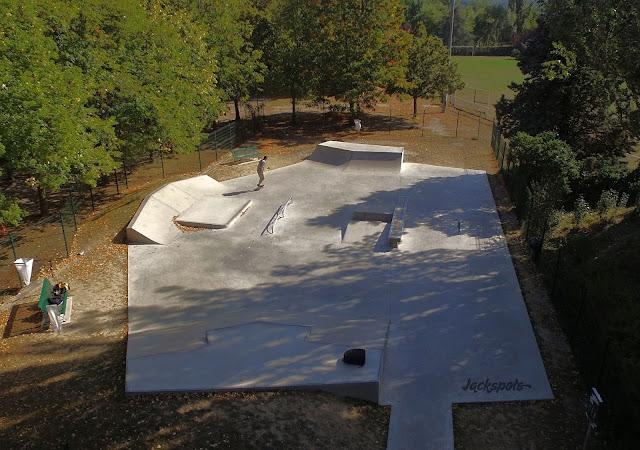 skate park chatou