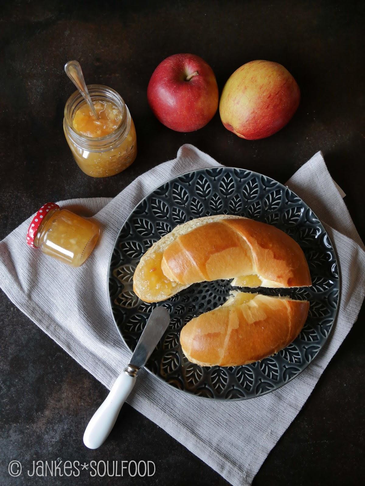 Winterapfel-Marmelade