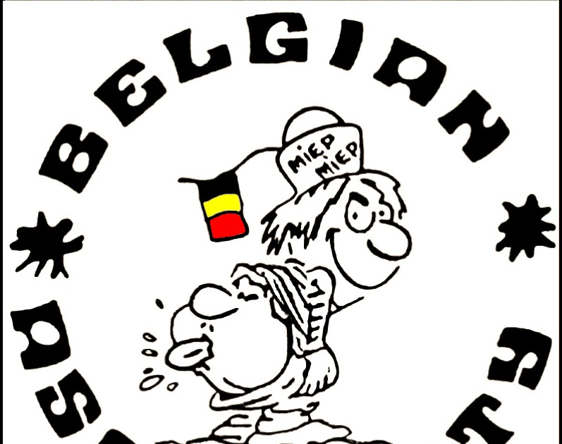OLD-FAST-AND-LOUD: BELGIAN ASOCIALITY - demo 1988 (belgium) Десоциализация