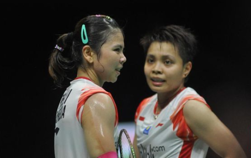 Inilah Hasil Taiwan Open Greysia Dan Apriyani Gagal Ke Final 2019