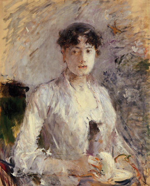 Berthe Morisot Paintings of Women