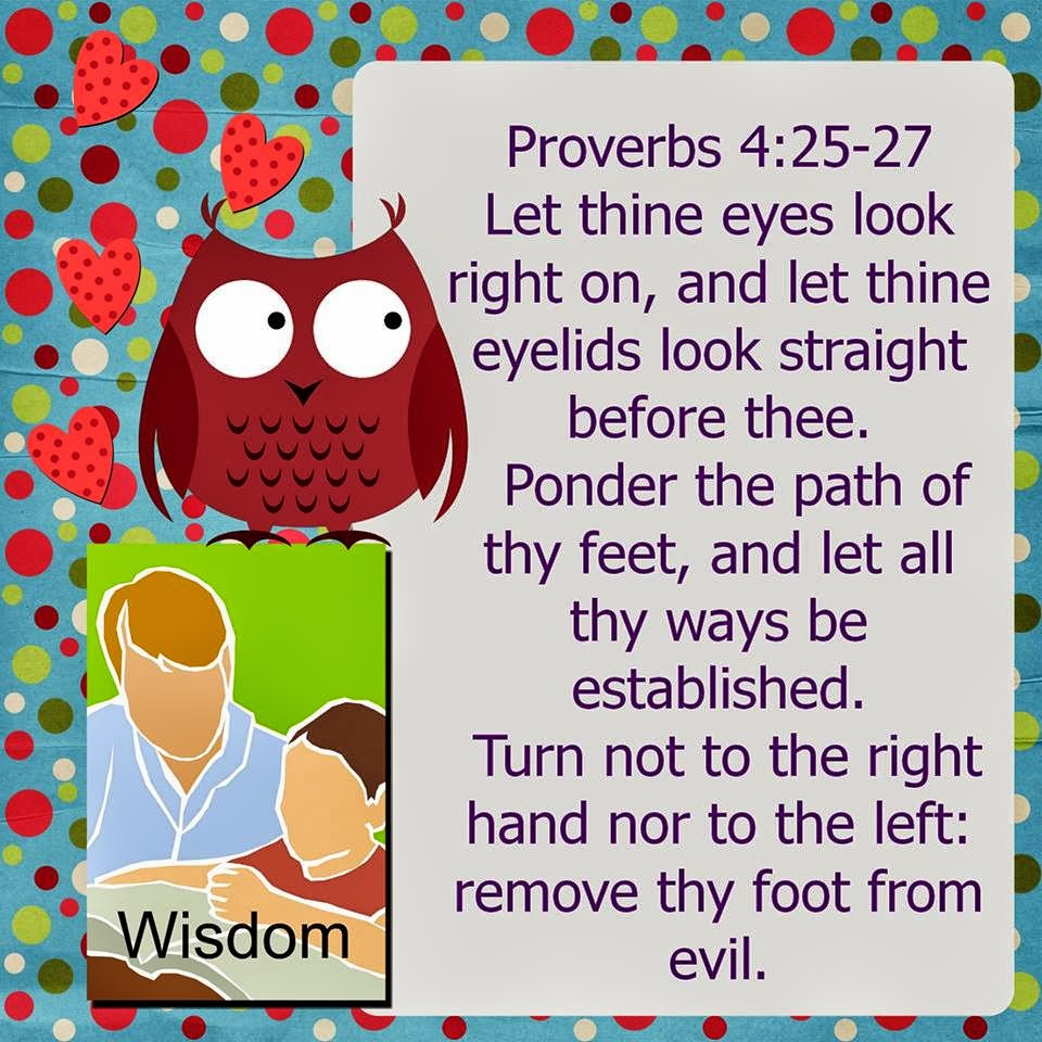 Craft For Proverbs