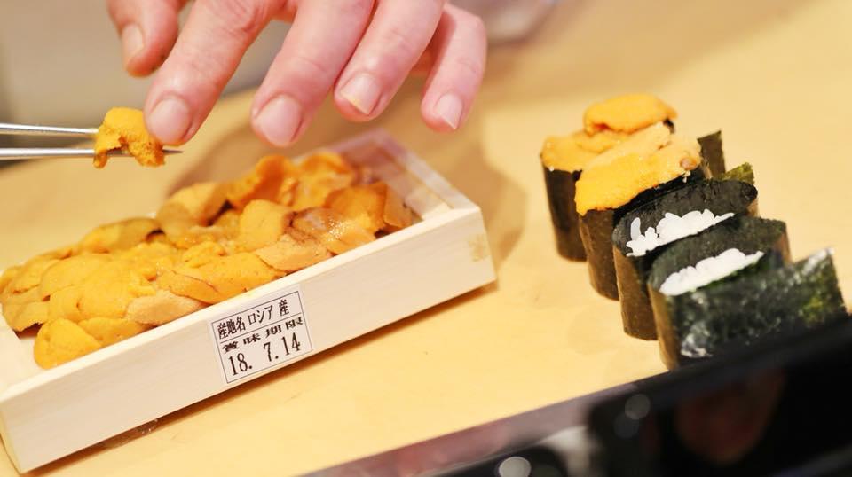 niseko sushi wakatake 若竹壽司
