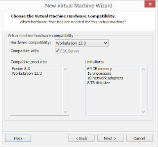 Virtual Machine Compatibility