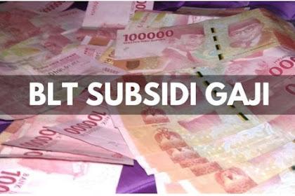 Kabar Gembira untuk yang Belum Dapat BSU BLT Subsidi Gaji dari Termin 1 dan 2, Cek di Sini!