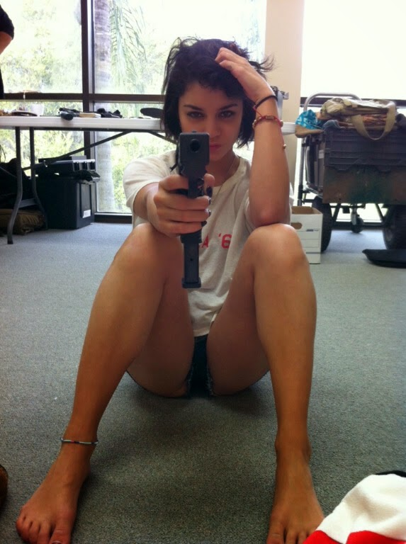 Attractive Vannessa Hudens Naked Pic