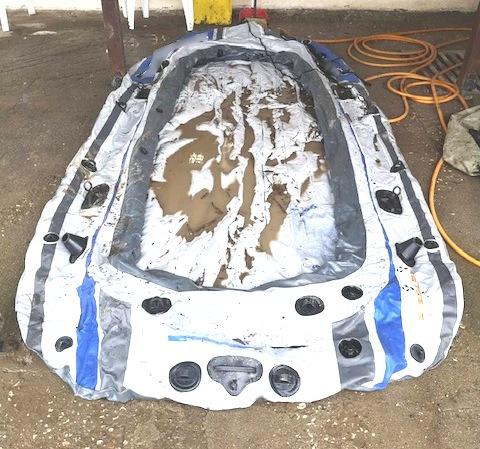 Βροχή οι συλλήψεις διακινητών με βάρκες στον Έβρο [ΦΩΤΟ]