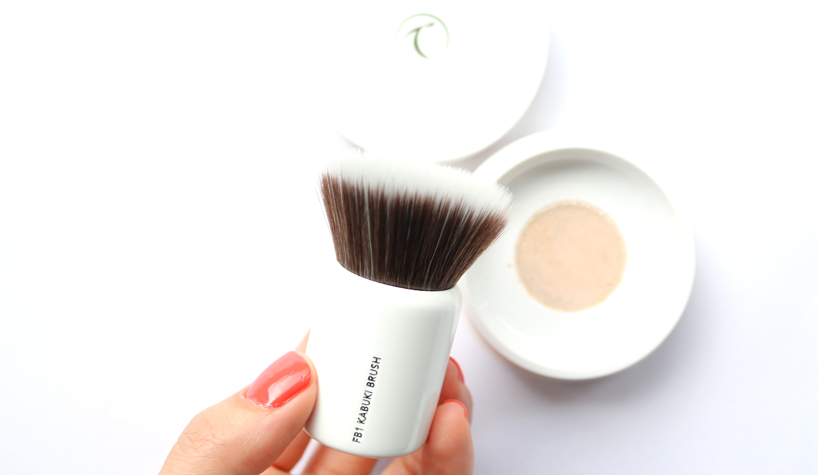 Tropic Eco Artist Kabuki Brush