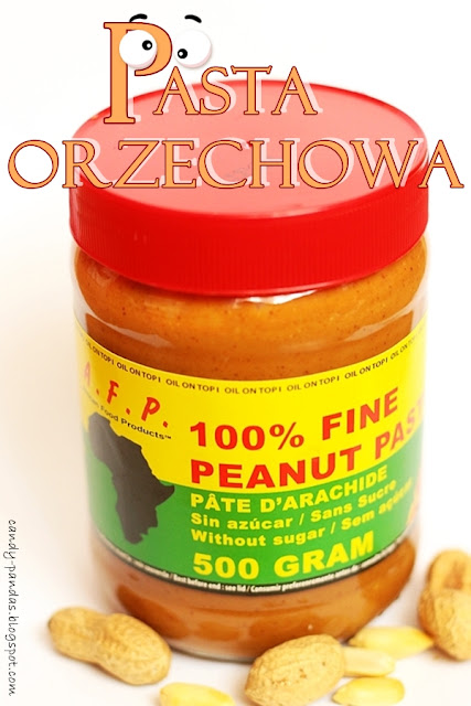 Pasta orzechowa A.F.P. - Kuchnie Świata