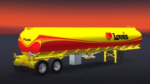 Heil Tanker 2axle trailer pack 1.1