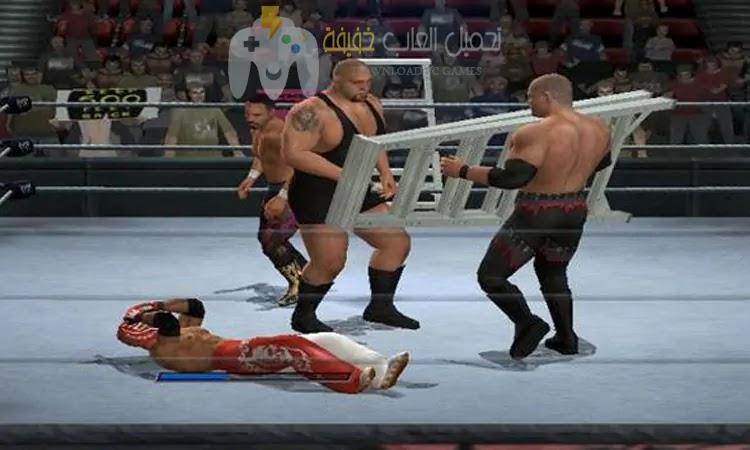 تحميل لعبة WWE Impact 2011 للكمبيوتر