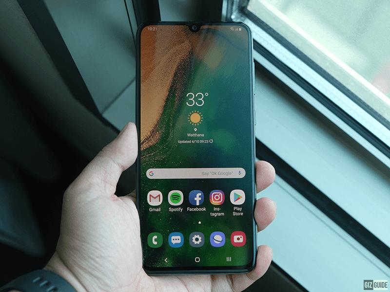 Samsung Galaxy A70 First Impressions