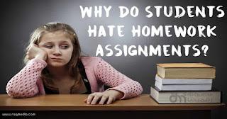Benefits Of Homework Assignment