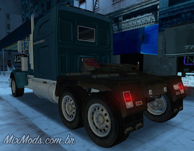 gta iii 3 mod hd vehicles tri-pack cars carros remaster truck