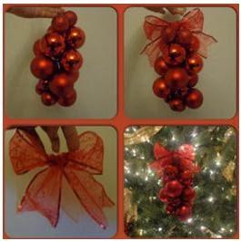 C mo hacer adornos para la navidad adornos navide os for Menu navideno facil de hacer