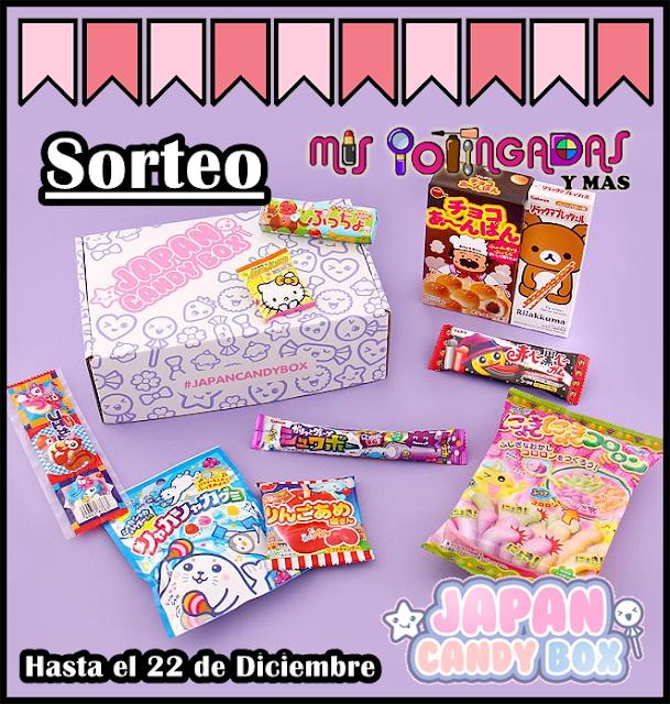 Sorteo | Japan Candy Box Diciembre | Colaboración
