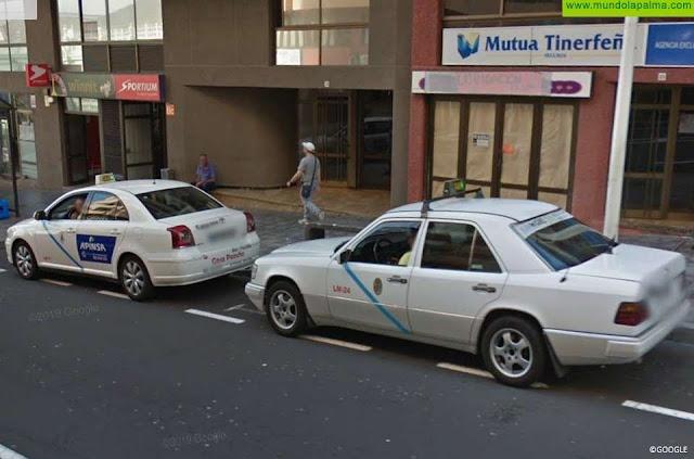 El Ayuntamiento trabaja para proteger del Covid-19 a los profesionales y usuarios del taxi
