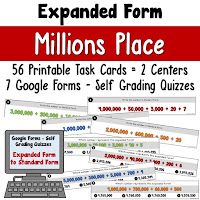 Expanded Form Millions Place