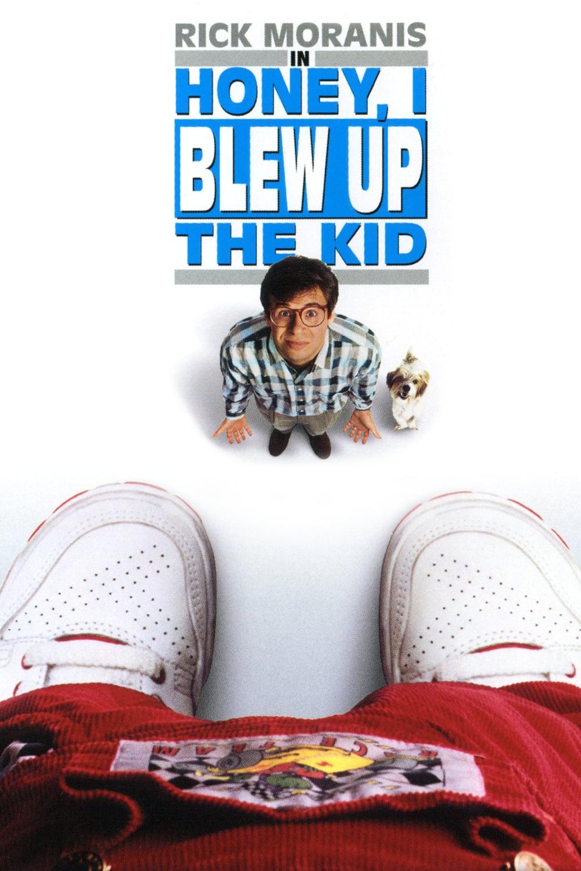 Honey, I Blew Up the Kid [1992] [DVDR] [NTSC] [Latino]