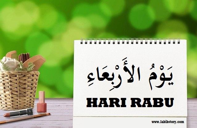 Nama-Nama Hari Dalam Bahasa Arab Beserta Artinya