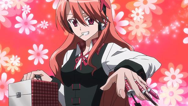 Chelsea (Akame Ga kill) - Karakter anime yang mati dengan kepala putus