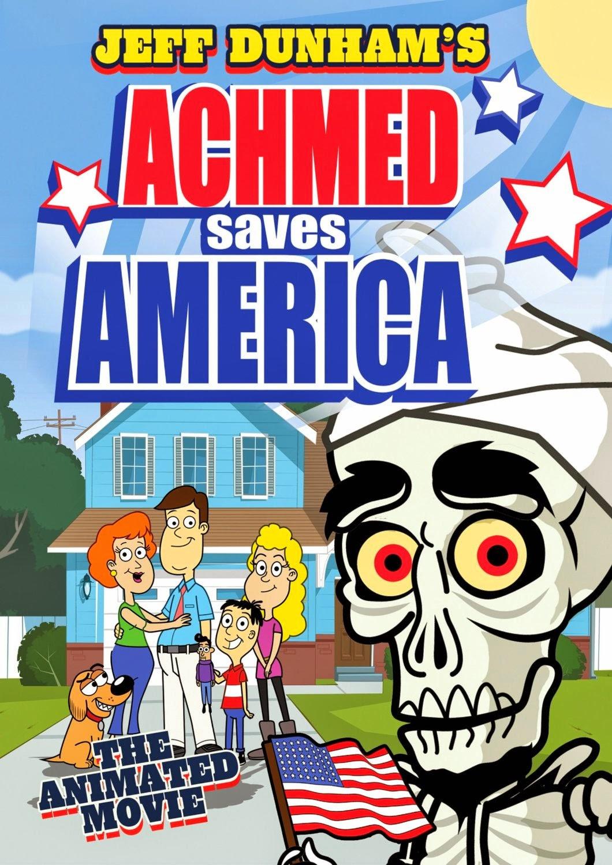Achmed Saves America (2014) BluRay 720p