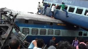 train accident photo