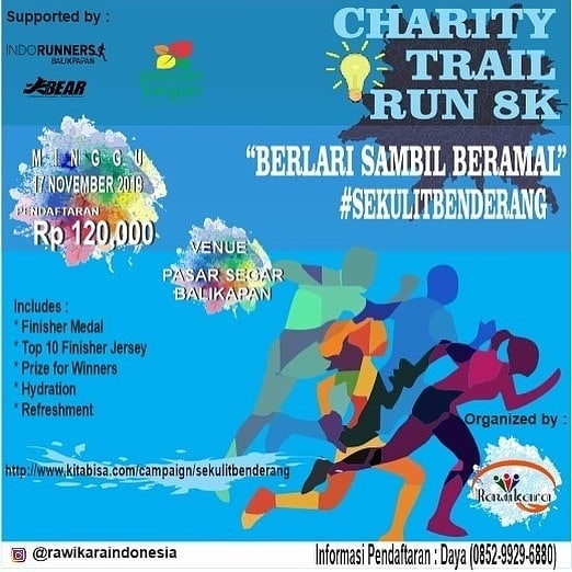 Rawikara - Charity Trail Run • 2019
