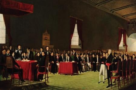 El 5 de julio de 1811 Juan Lovera